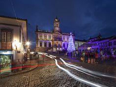 Ouro Preto | Flickr – Praca Tiradentes