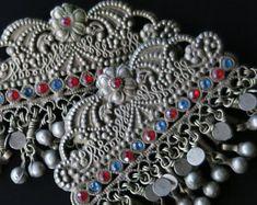 Navajo Jewelry, Tribal Jewelry, Unique Jewelry, Star Necklace, Necklace Set, Estilo Tribal, Dance Belt, Native American Earrings, Handmade Items