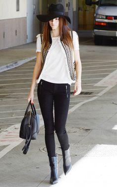 Kendall Jenner's most inspiring denim looks