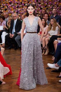 Les plus belles robes des défilés haute couture automne-hiver 2012-2013, les photos : FULL LENGTH haute couture CHRISTIAN DIOR RF12 2062