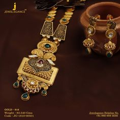 Gold 916 Premium Design Get in touch with us on Gold Mangalsutra Designs, Gold Jewellery Design, Jewellery Box, Gold Jewelry Simple, Necklace Designs, Fashion Jewelry, Nail Jewelry, Jewellery Sketches, Touch