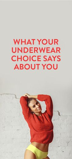 What Your Underwear Choice Says About You #fashion  .ambassador