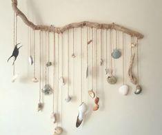 How To Make Driftwood Decorations & Seashell Art