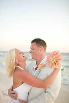 beach wedding   //  adria peaden photography