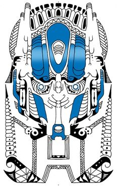 Crazy ass polynesian optimus prime