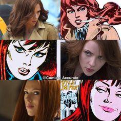 Natasha Romanoff. The Black Widow.