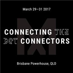 29-31 March 2017 - CONNECTING THE DOT CONNECTORS IN QUEENSLAND 2017  What is Myriad? Myriad is a three day technology and innovation festival happening in Queensland, March 29-31 2017.  Designed by some of the minds behind SXSW, SLUSH and PAUSE, our mission is to unlock the infinite cultural and economic value across Asia-Pacific.  Who is the festival for? Myriad invites entrepreneurs, investors, business owners, tech-lovers and innovators to attend, be inspired, collaborate and connect the…