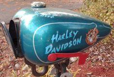 Harley Davidson Mailbox   I Love Harley Davidson Bikes