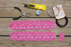 ikat bag: Operation Summer Hair Rescue Part 2 - How To Make A Bun Maker (@S Duff)