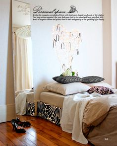 the paris apartment | pia jane bijkerk: bedroom