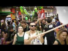 Bonno van der Putten; Opening of the latest new generation hypermarket R...