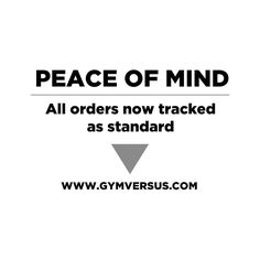 For your peace of mind and additional security we have updated our shipping options so that all orders are Tracked as standard!  For Next Day select Tracked24 for only 3.95.  For 2-3 Working Days select Tracked48 for only 2.95.  You will be notified by email/sms of the status of your shipment so you know when and where to expect delivery!  #gymversus #shapeyourfuture #activewear #luxe #sportswear #athleisure #fashion #performance #style #london #clothing #apparel #health #fitness #fit…