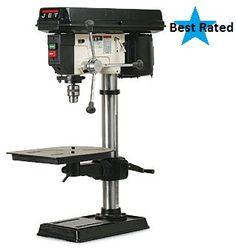 The DIY hubby review and compare the top selling drill presses. Read the full article at http://www.thediyhubby.com/drill-press-reviews/ #woodworking #drillpress #diy