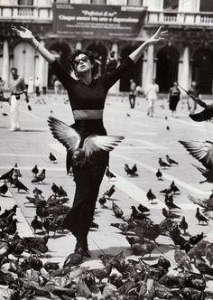 Monica Bellucci by Walter Chin