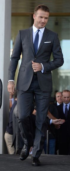 Details about Charcoal Men Formal Suits Wedding Best Man Groom Party Graduation Boys Prom Suit Waistcoat and tie color chart You are responsible for ordering the right size. Gentleman Mode, Gentleman Style, Dapper Gentleman, Sharp Dressed Man, Well Dressed Men, Fashion Mode, Suit Fashion, Fashion Styles, Groom Fashion
