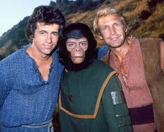click to buy a cool Planet Of The Apes TV Poster!