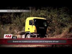 ▶ Scania nos muestra sus camiones para el segmento off road (Desde Brasil) - YouTube