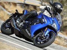 2016 Suzuki GSX-S1000F First Look - Motorcycle USA