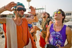 Burning Man To Have Its Very Own Virtual Reality Camp This Year: As if the Black Rock City festival wasn't surreal enough, they're introducing virtual reality tents to heighten your experience. We're less than a month away before proceedings kick off in the Nevada desert, and with this latest development, you should really consider breaking your Burning Man virginity right now. Virtual Reality viewing stations have been …