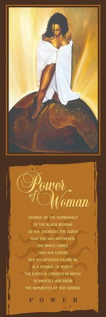 "Power of Man (Statement) by Kevin ""WAK"" Williams 