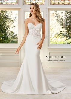 Oleg Cassini Spring 2019 Wedding Dress Collection Martha Stewart