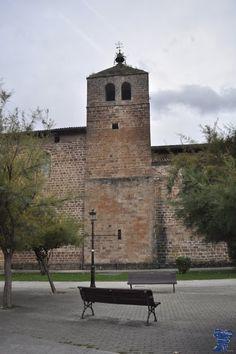 Iglesia de Santa María de Ezcaray. La Rioja.