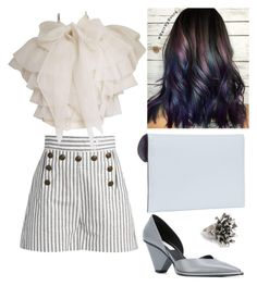 """A few ruffles"" by amory-eyre ❤ liked on Polyvore featuring Roksanda, STELLA McCARTNEY, Zimmermann and NOVICA"