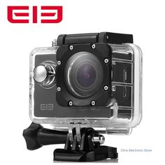 Elephone ELE Explorer 2 inches 4K Ultra HD 170 Degree Wide View Angle WiFi with 16.0MP Image Sensor Sport Camera Action Camera #Affiliate