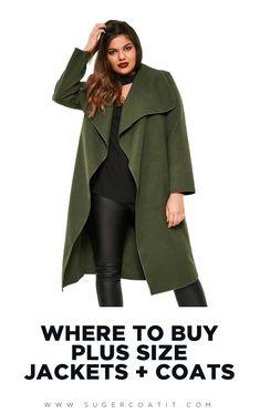 Plus Size Winter Jackets, Plus Size Winter Outfits, Plus Size Coats, Plus Size Outfits, Plus Size Tips, Plus Size Fall, Winter Coats Women, Coats For Women, Jackets For Women