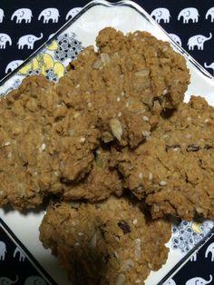 A true Aussie favourite - Anzac Biscuits. #glutenfree