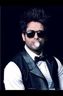 Macho look from Shahid Kapoor