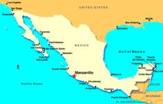 manzanillo mexico | Manzanillo, Mexico - Discount Cruises, Last-Minute Cruises, Short ...