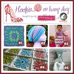 HOHD 80 - Link Party for #Crochet and #Knitting!  http://www.mooglyblog.com/hookin-hump-day-80-link-party-crochet-knitting/