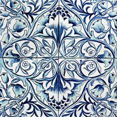 Художник Уильям Моррис: от бумажных обоев до дизайна интерьера | Интерьеры в журнале AD | AD Magazine
