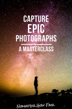 Want to learn how to use the MANUAL mode on a camera and take amazing photographs? This masterclass will teach you how...