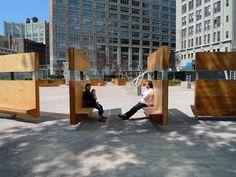 Lent Space à New York,est un site de développement privéqui est ouvert au public. Le site est un lieu d'exposition, un espace public ainsi qu'une pépiniè