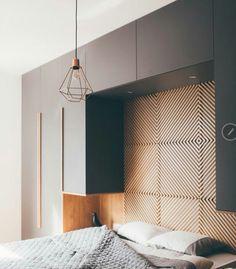 10 Simple Narrow Bedroom Designs You Must Try In Your Small House – Design room Wardrobe Door Designs, Wardrobe Design Bedroom, Bedroom Bed Design, Bedroom Furniture Design, Home Bedroom, Modern Bedroom, Bedroom Decor, Bedroom Ideas, Minimal Bedroom