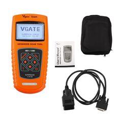 VS600 Vgate Scan Advanced OBDII/EOBD Scanner  #vs600 #vgatescanvs600 #vs600diagnostictool #autodiagnostictools #zoli
