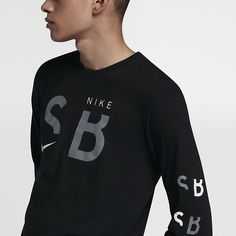 Nike SB Dry Men's Long Sleeve T-Shirt