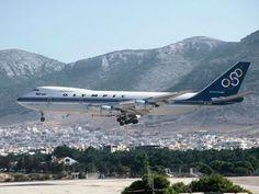 Inside Ellinikon Airport's Abandoned Boeing 747