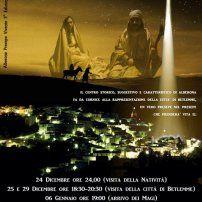 La Notte Santa - Il presepe vivente di Alberona - 5° Edizione