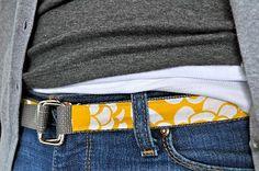 belt tutorial