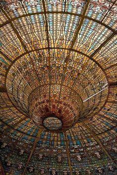 Palau de la musica, Barcelona