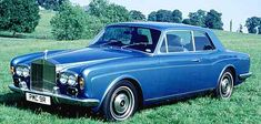 Rolls-Royce Corniche, Mulliner Park Ward Two Door Saloon, #CRH23535. Perhaps this version might have been considered by a great many as a fixed head coupé