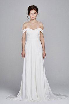 Vestido de noiva | Todas as tendências do NY Bridal Week Outono 2017 - Portal iCasei Casamentos
