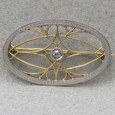 Self-Conscious Antique Art Nouveau Floral G Silver Chatelaine Clip 5 Drop Chain Mail Kilt Purse Vintage Accessories Clothing, Shoes & Accessories