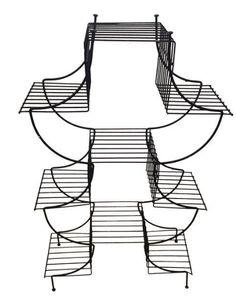 Mid Century Asian Pagoda Style Shelving Piece