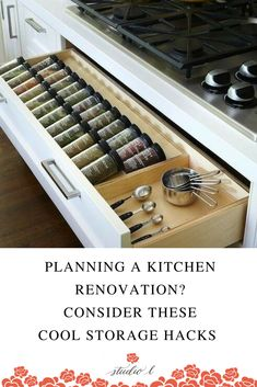 a Kitchen Renovation? Consider These Cool Storage Hacks Planning a Kitchen Renovation? Consider these cool storage hacksPlanning a Kitchen Renovation? Consider these cool storage hacks