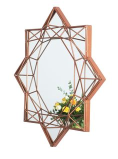 Accessorizing your place with mirrors adds instant class and much needed illusion of space in our shrinking abodes. You can place decorative mirrors in your bedroom,  living room, foyer, bathroom or even above vanities to instantly multiply any space. Browse our collection for some ideas to add that dash of antique glam with a twist.  #Lookingmirrors #curvedmirrors #metallicmirrors