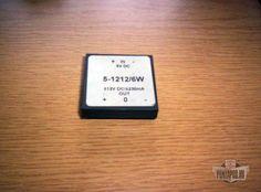 Eladó névtelen converter+ IN 5V DC5-1212/6W±12V DC/±230mAOUT +0Átvétel személyesen a lakcímemen,óbud